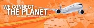 Chuyển phát nhanh quốc tế bằng đường hàng không