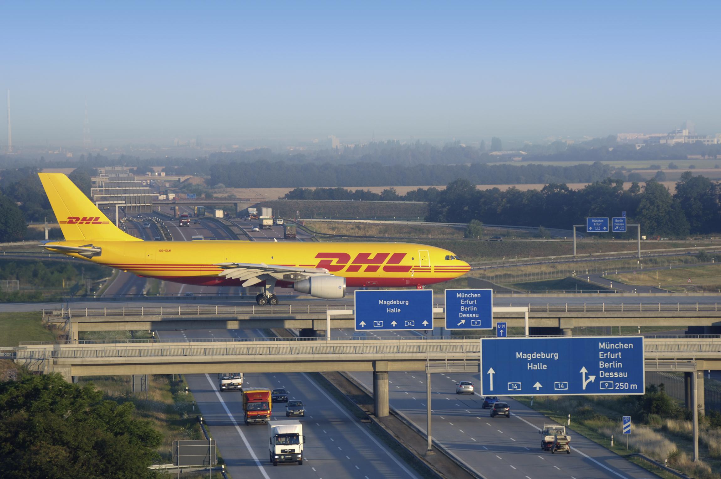 DHL nâng cấp đội bay tại châu Âu với 13 máy bay mới