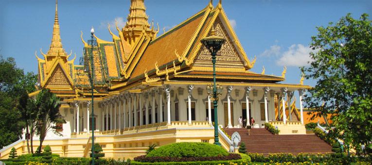 Gửi hàng hóa, giấy tờ chuyển phát nhanh đi Campuchia