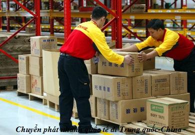 Chuyển phát nhanh quốc tế đi Trung quốc-China