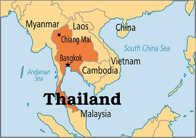 Chuyển phát nhanh quốc tế đi Thái Lan