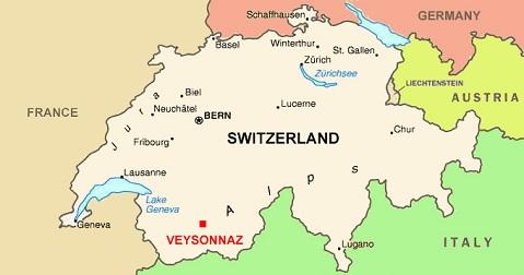 Chuyển phát nhanh quốc tế đi Thụy Sĩ |Switzerland